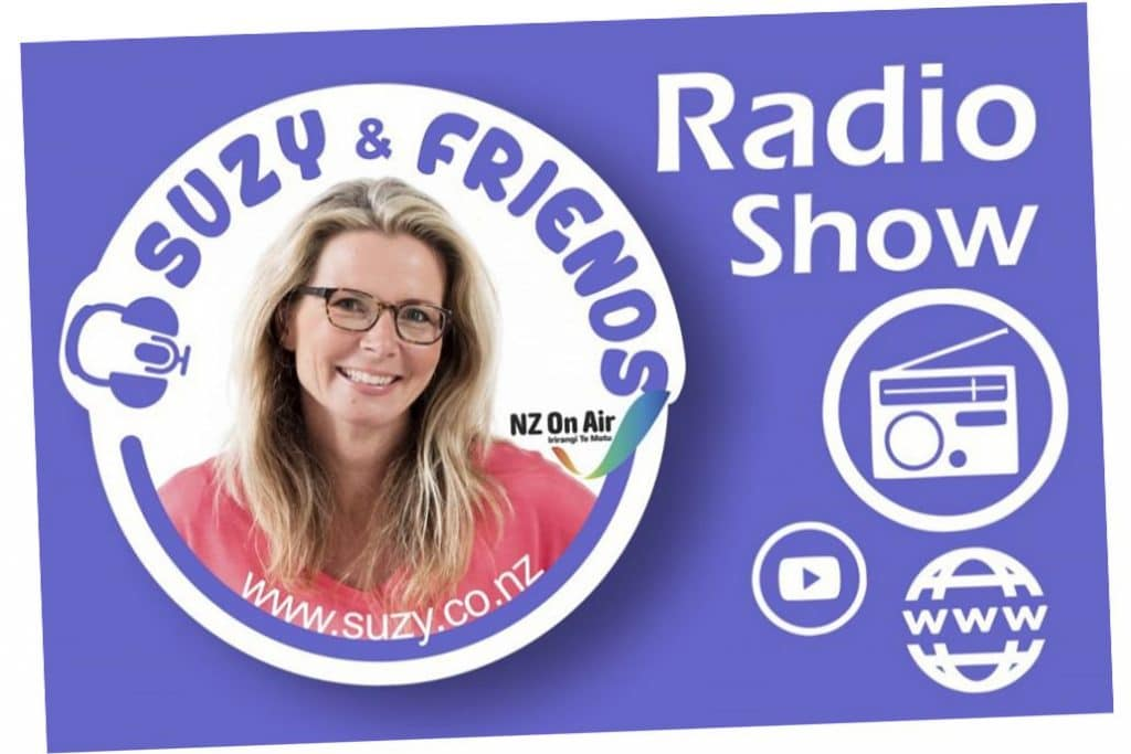 Suzy & Friends Radio Show